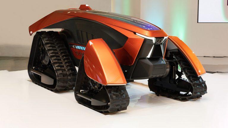 Kubota X Tractor Concept คูโบต้า