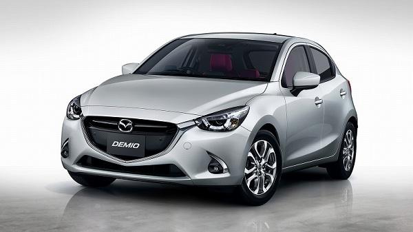 Mazda 2 full model change 2021 มาสด้า