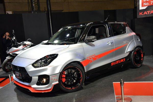 Suzuki Sport KATANA edt. 2020