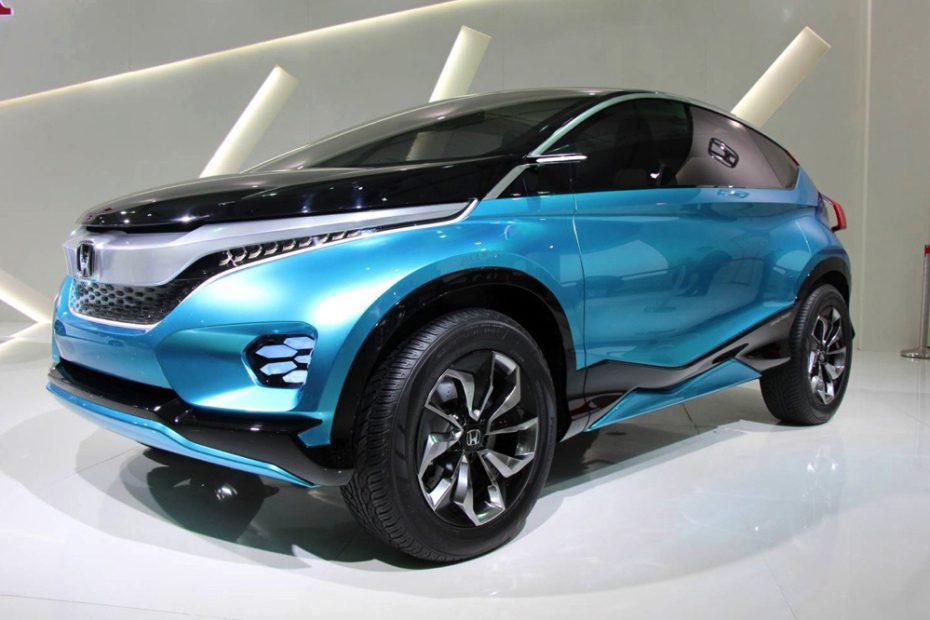 Honda XS-1 Concept ฮอนด้า