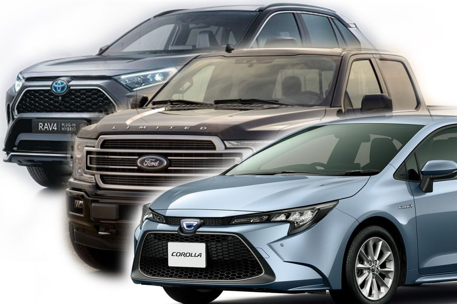 Top 10 Best selling Cars 2019