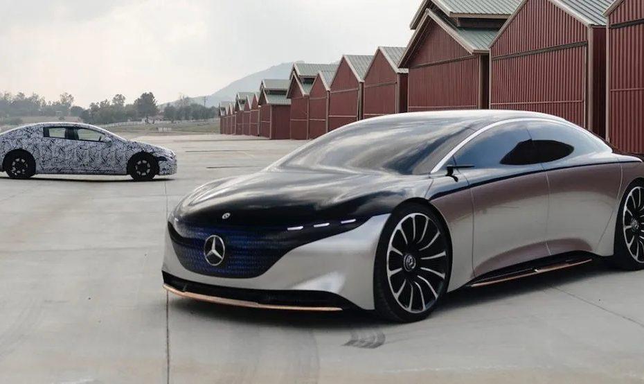 Mercedes EQS เบนซ์ เปิดตัว