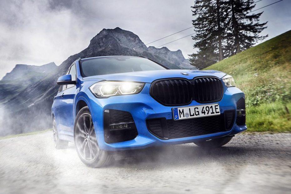 BMW X1 xDrive25e cover
