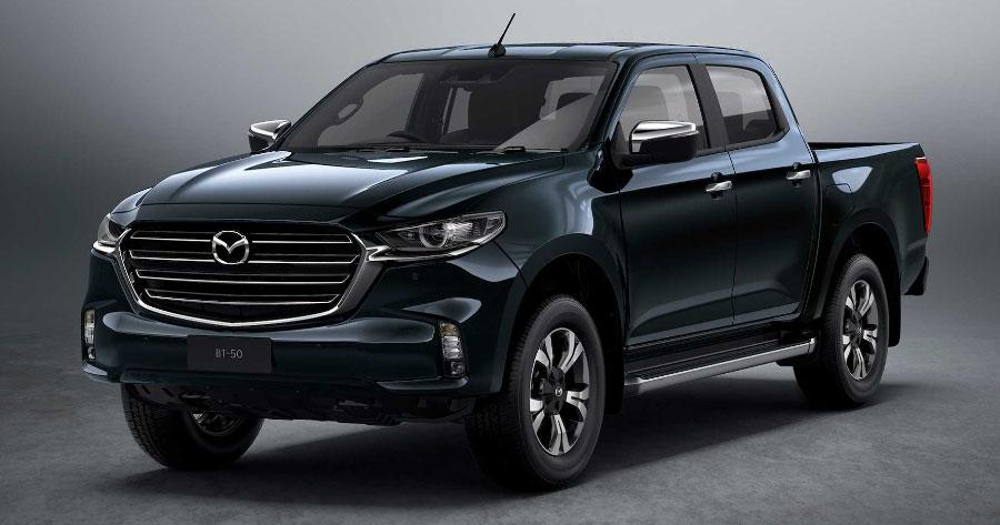 All New Mazda BT-50 Pro