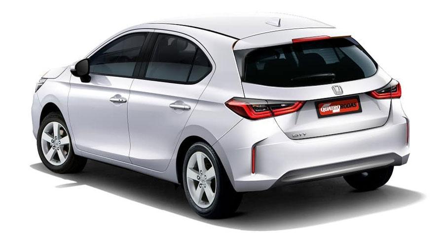 All New Honda City Hatchback 5 ประตู ยัดเครื่อง 1.0 เทอร์ ...