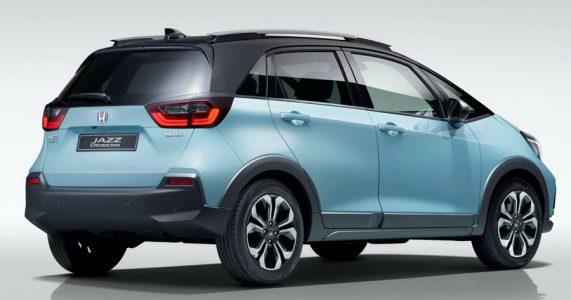 All New Honda FIT Cross Star Hybrid รถ SUV เอนกประสงค์ที่ลุยได้มากกว่าเดิม!