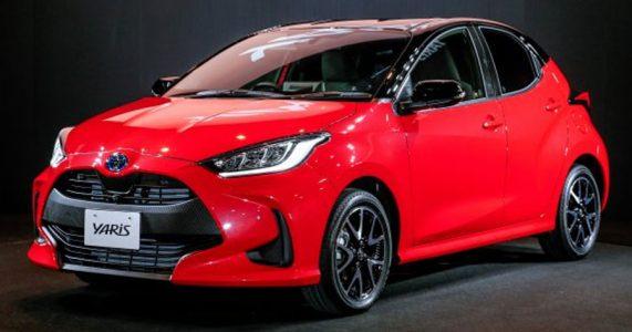 All New Toyota Yaris โฉมใหม่ จะเปิดศึกในไทยชนกับ City Hatchback หรือไม่?!