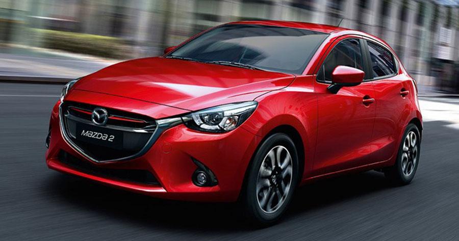 All New Mazda 2 ใหม่
