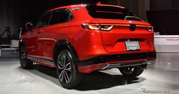All New Honda HR-V ยอดจองทะลุ 32,000 คันใน 1 เดือน ก่อนเปิดตัวในไทยเร็วๆ นี้!