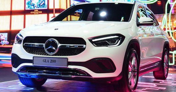 Mercedes-Benz เตรียมเปิดตัว A City และ A Adventure รถราคาถูกที่สุดของทางค่าย?!