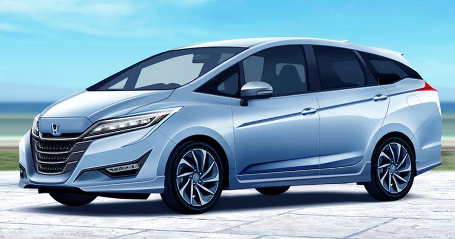 เตรียมเปิดตัว All New Honda Freed ต.ค. 2021 นี้!