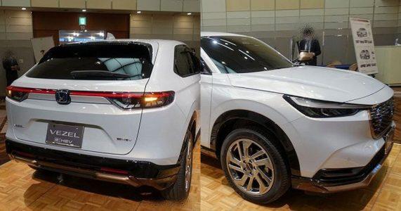 All New Honda HR-V จ่อขายในไทย หลังพบภาพรถวิ่งทดสอบแล้ว!