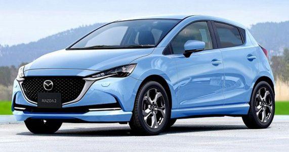 All New Mazda 2 โฉมใหม่ Skyactiv-X 1.5 ลิตร 3 สูบ เตรียมเปิดตัวปลายปีนี้!