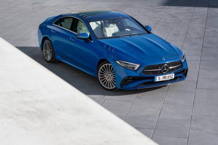 เปิดตัว 2022 Mercedes CLS อย่างเป็นทางการ