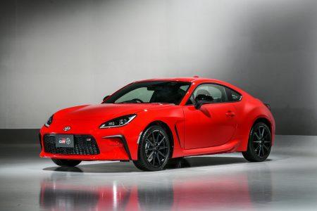 เผยโฉมอย่างเป็นทางการ 2022 Toyota GR 86