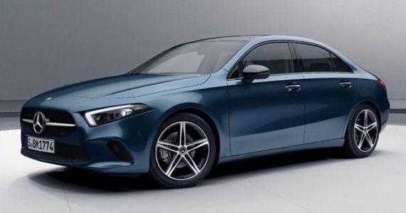 เปิดตัว Mercedes-Benz A-Class Limousine ราคาเริ่มต้นประมาณ 1,700,000 บาท!