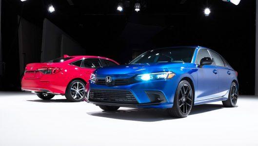 ปรับลุกส์ 2022 All-New Honda Civic ด้วยชุดล้อหลากหลายแบบ