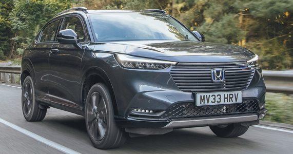 All New Honda HR-V โฉมใหม่ เตรียมเปิดตัวในยุโรปปลายปีนี้ จะมีเฉพาะรุ่น e:HEV