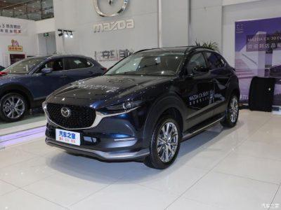 Mazda เตรียมเปิดขายจริง CX-30 EV สำหรับตลาดจีน
