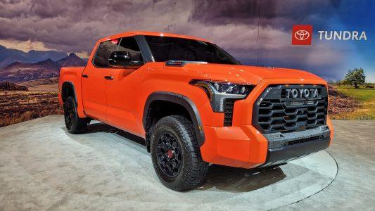 เปิดตัว 2022 All-New Toyota Tundra อย่างเป็นทางการในตลาดอเมริกา