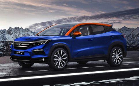 Honda ยังมีโมเดลลับที่คาดว่าจะเป็น ZR-V
