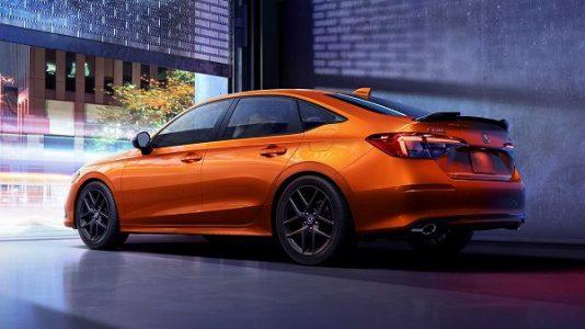 เปิดตัว 2022 New Honda Civic Si ตัวเทพแรงเต็มข้อ